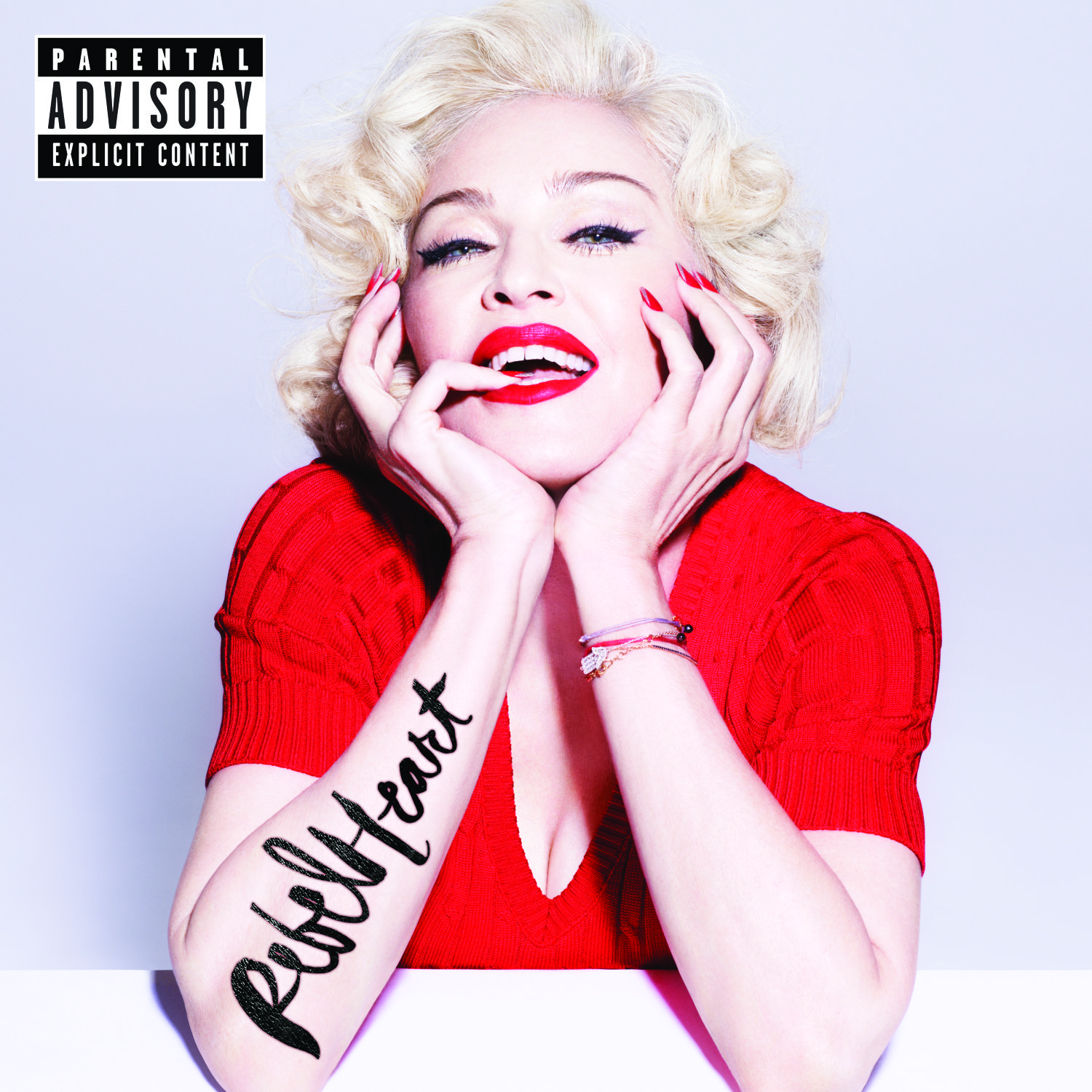 Madonna - Rebel Heart - Edition Standard