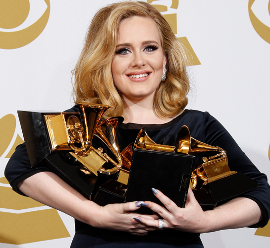 54th Annual GRAMMY Awards - Press Room