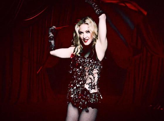 Madonna sexy videos