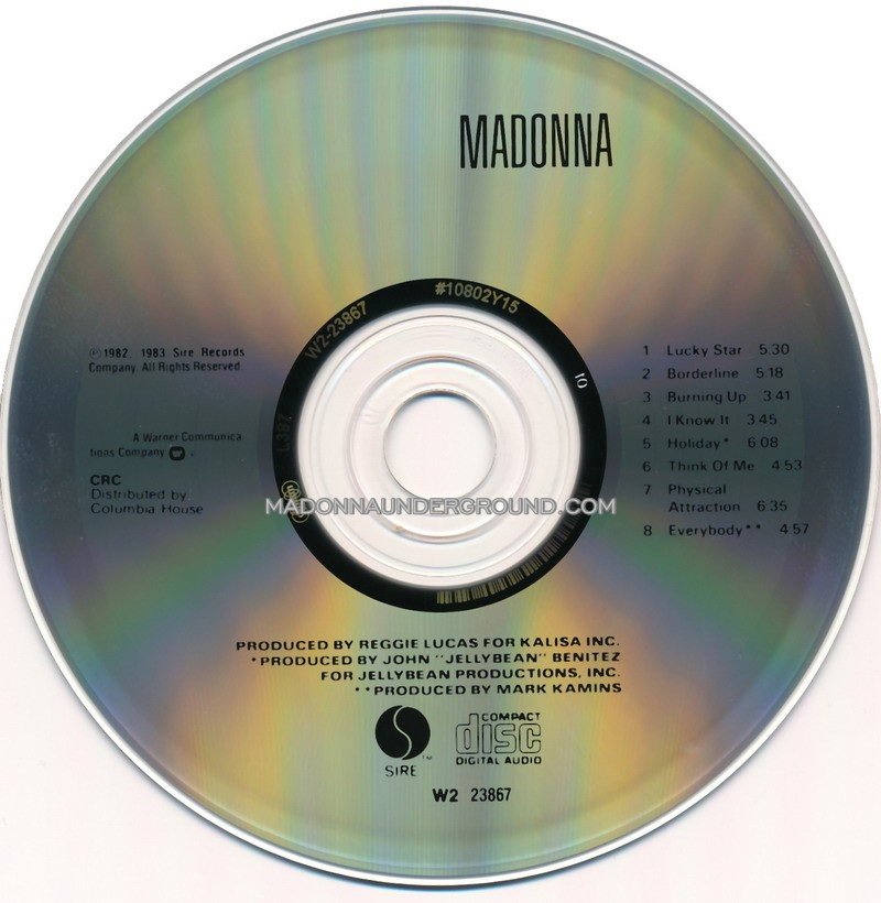 Discography Archives - Page 643 of 657 - Madonnaunderground