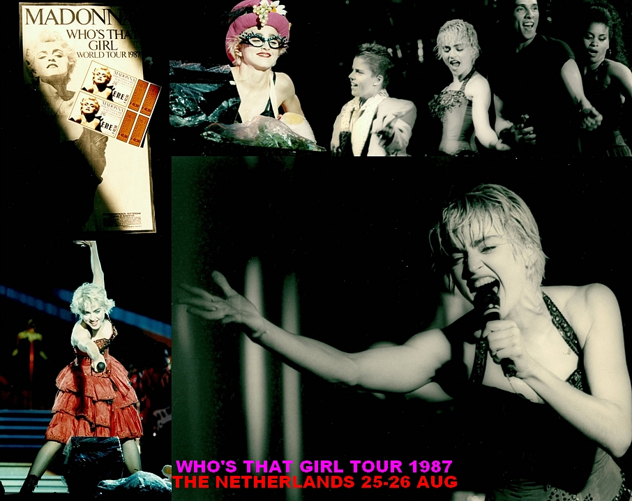 Madonna WTG 1987