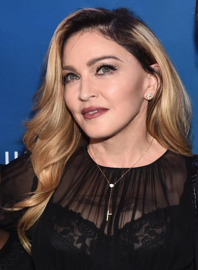 Madonna HAiti