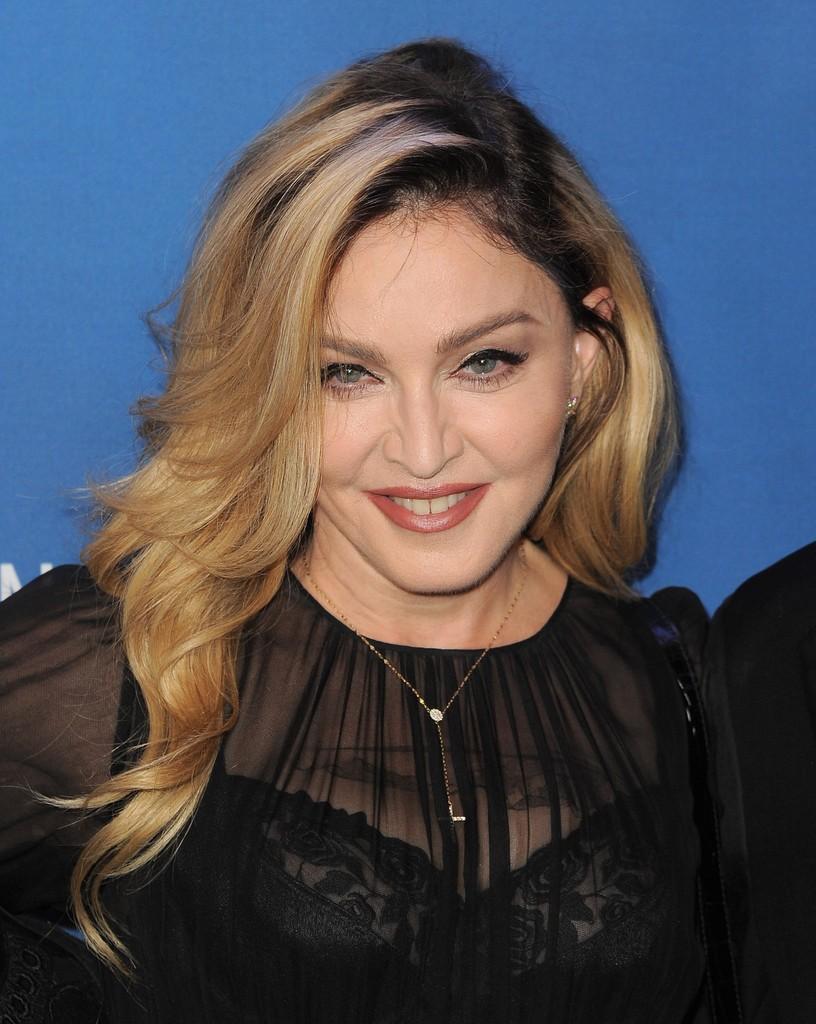 Madonna Haiti9