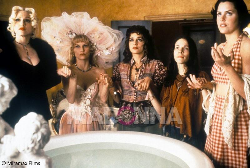 New in Filmography: Madonna in \'Four Rooms\' - memorabilia ...