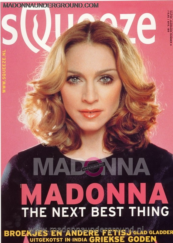 The Next Best Thing Madonnaunderground