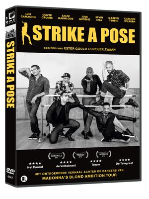 Strike a Pose pack nl-2klein
