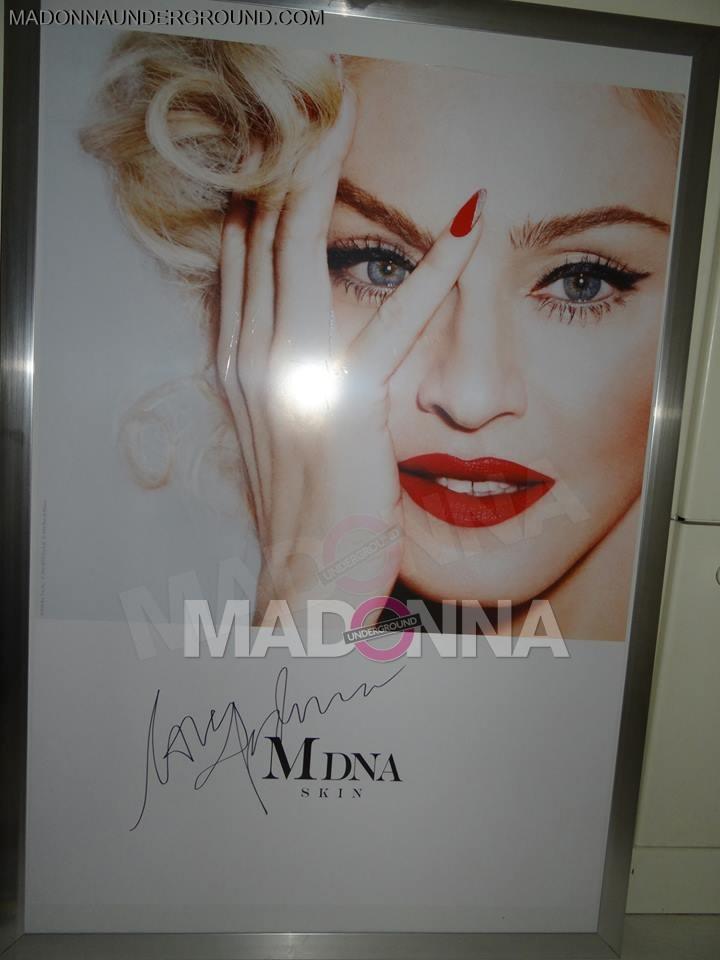Madonna Autograph Guide Online Madonnaunderground