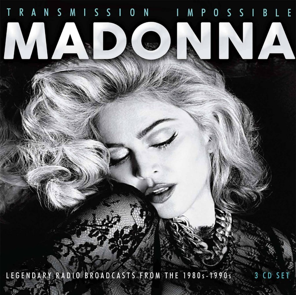 Madonna Transmission Impossible 3cd Box Set New