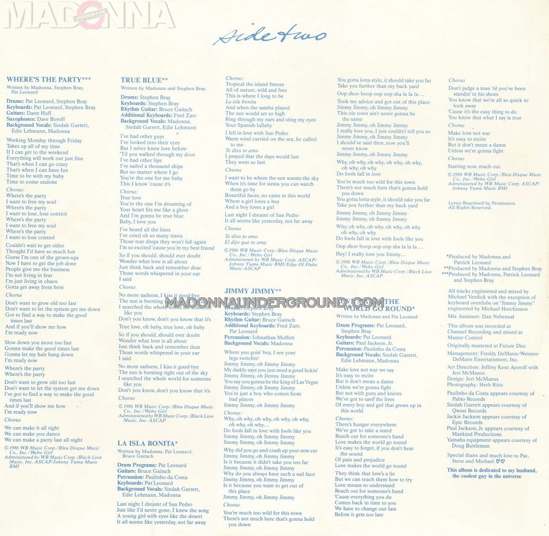 Discography Archives - Page 491 of 632 - Madonnaunderground