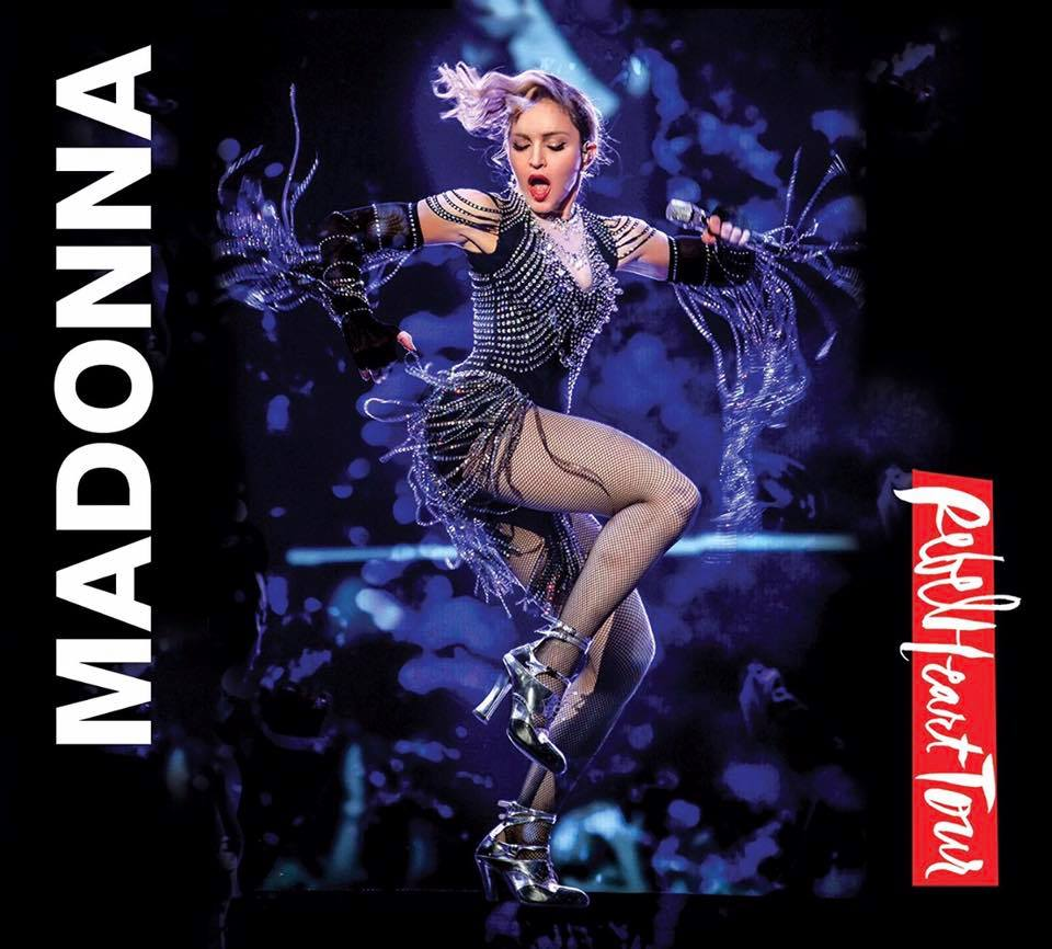 Madonna Rebel Heart Tour Cd