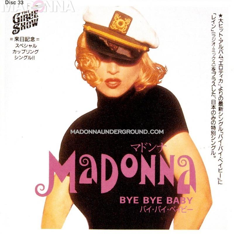 Bye Bye Baby - Madonnaunderground